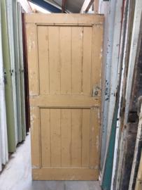 nr. 4086 opgeklampte deur