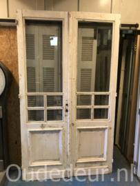 nr. set606 witte bredere deuren