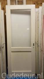 nr. 2413 hoge deur met glas