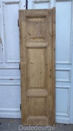 nr. 1456 antieke geloogde deur