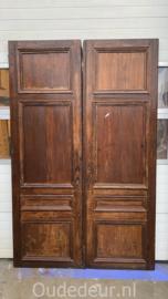 nr. set987 antieke hoge dubbele deuren