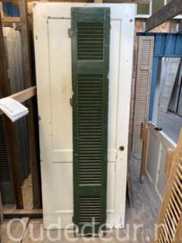 nr. L512 groene oude louvre