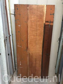 nr. 4238 oude deur bruin