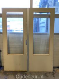nr. E376c dubbele openslaande deuren