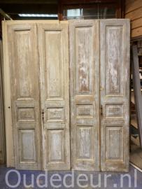 nr. set962 antieke geloogde deuren (5sets)