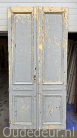 nr. set593 set hoge antieke deuren