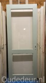 nr. 2412 deur met twee ruiten