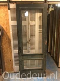 nr. v176 moderne buitendeur met dubbel glas