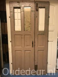 nr. set820 set deuren smal en breed