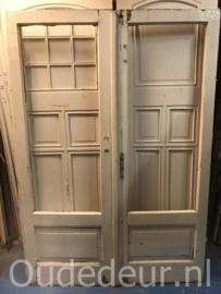 nr. set835 stel antieke deuren