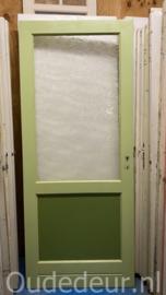 nr. 2408 deur met sier glas
