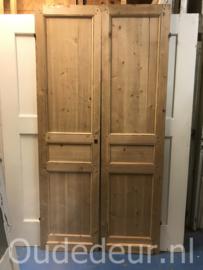 nr. set761 set geloogde oude deuren