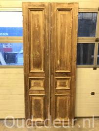 nr. set862 set geloogde antieke deuren
