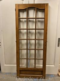 nr. 2339 deur met heel veel ruitjes