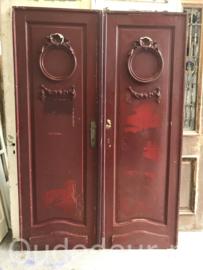 nr. set970 stel oude deuren