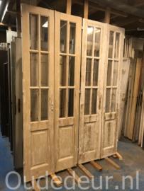 nr. set837 nog een set smalle hoge deuren