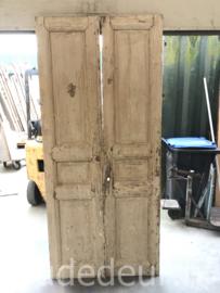 nr. set994 stel oude deuren