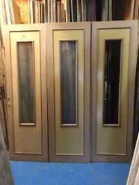 nr. set476 set van drie oude deuren
