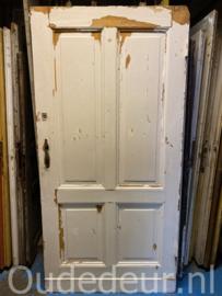 nr. 1389 brede antiieke deur