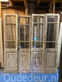 nr. set517 nog eeen sets antieke deuren
