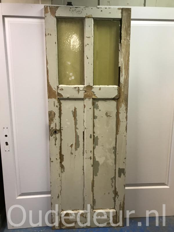 nr. 13g oude antieke paneeldeur