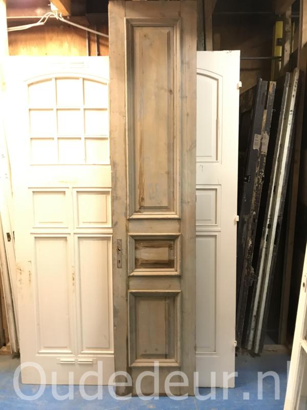 nr. 1274 geloogde oude deur, hoog