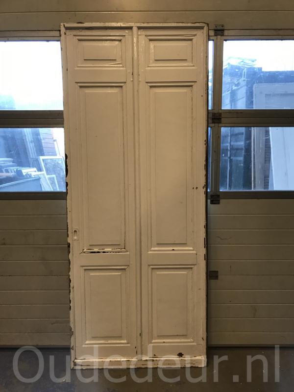 nr. e241 enkele grote schuifdeur