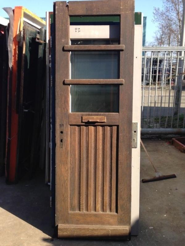 nr. 3048 oude hardhouten buiutendeur