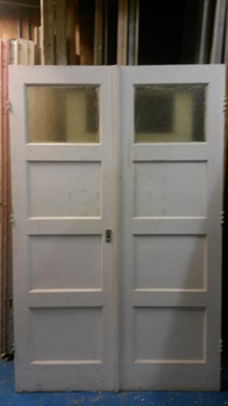 nr. set435 sets jaren dertig paneeldeuren