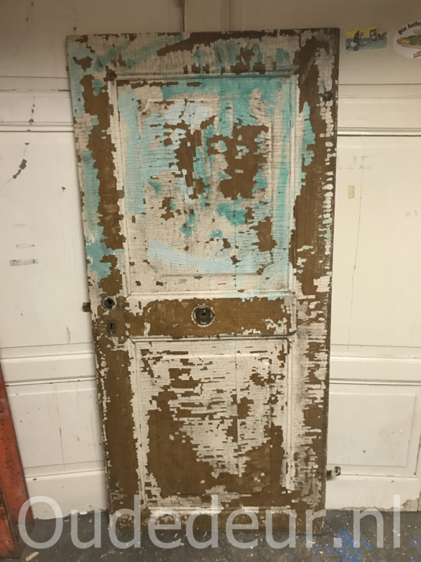 nr. 1380 antieke lage deur