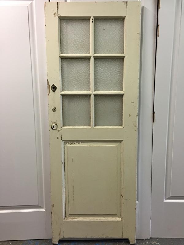 nr. 2112 antieke ruitjes deur