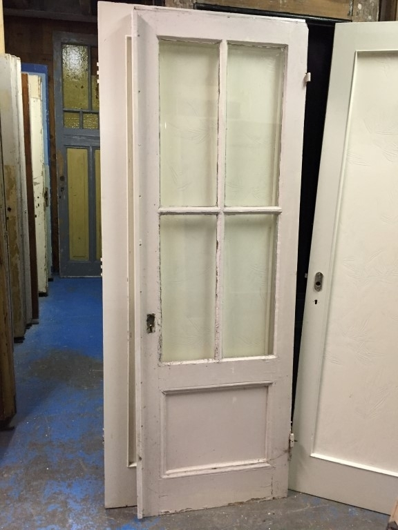 nr. 3133 grenen ruitjes deur