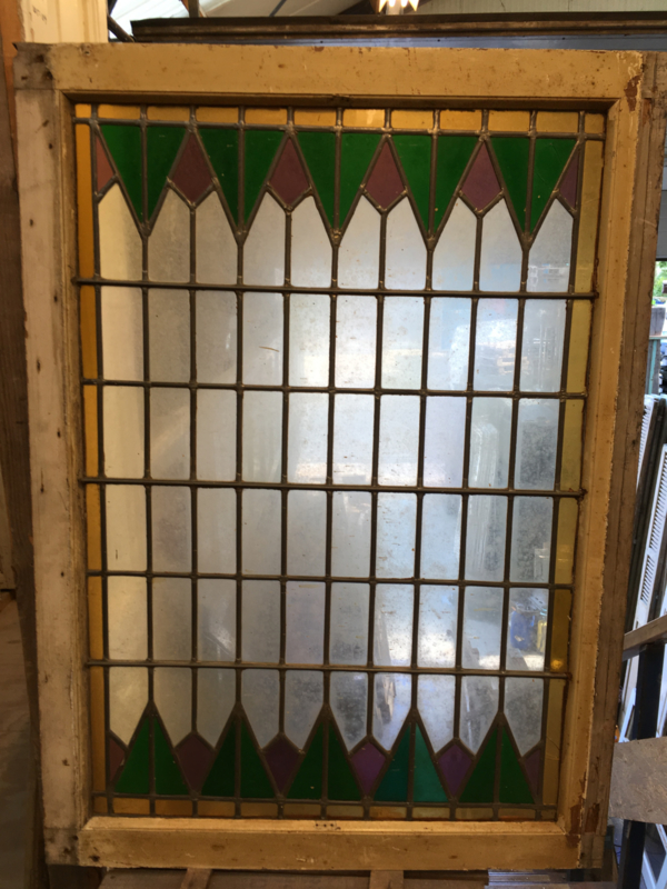 nr. GL365 bijzondere glas in lood ruit