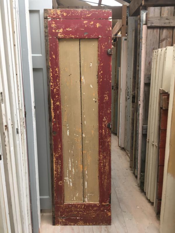 nr. 4111 opgeklampt deurtje