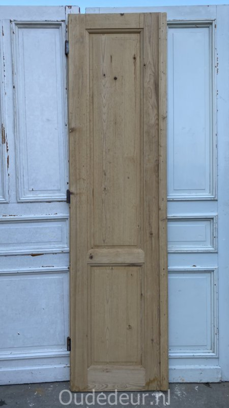 nr. 1453 antieke geloogde deur
