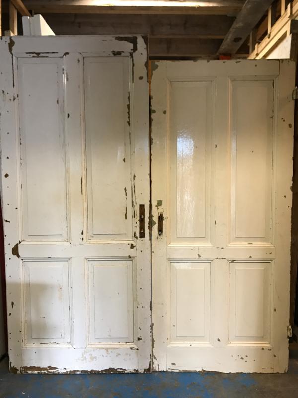 nr. 94 antieke deuren met vier vlakken