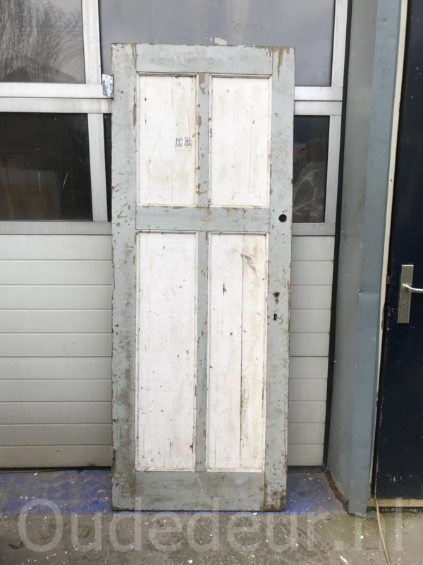 nr. 4344 oude deur