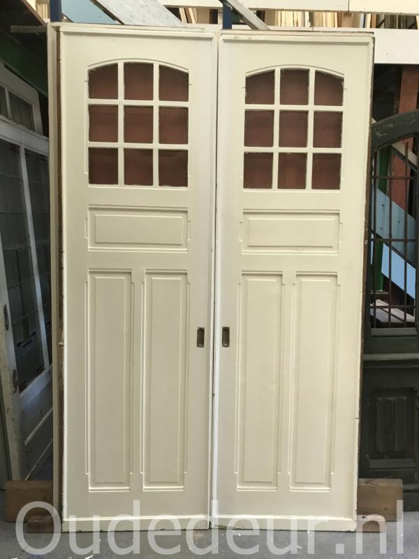 nr. e290 set oude ensutie deuren