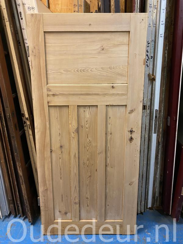 nr. 1128 kaal gemaakte oude deur