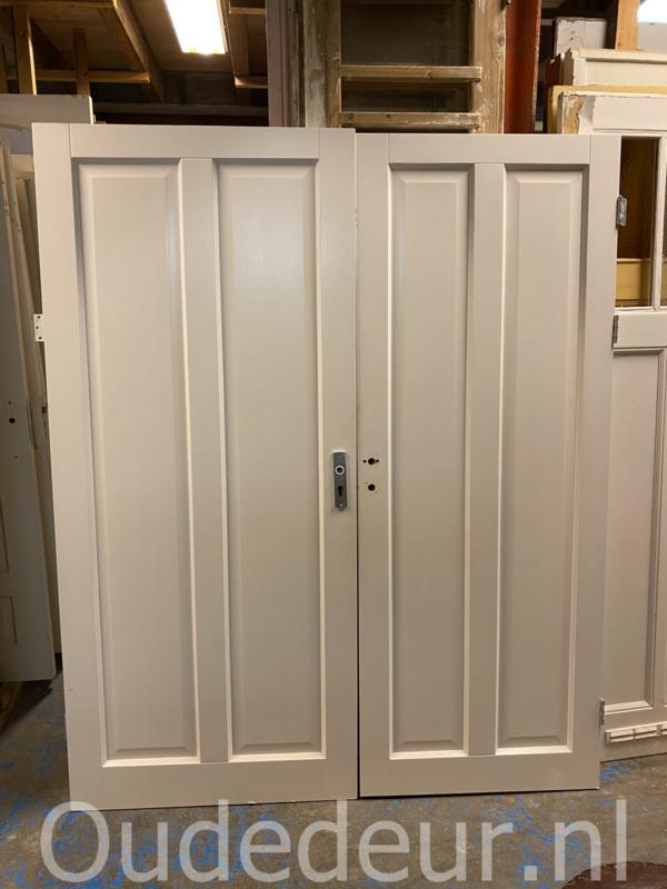 nr. 1466 3x moderne deur