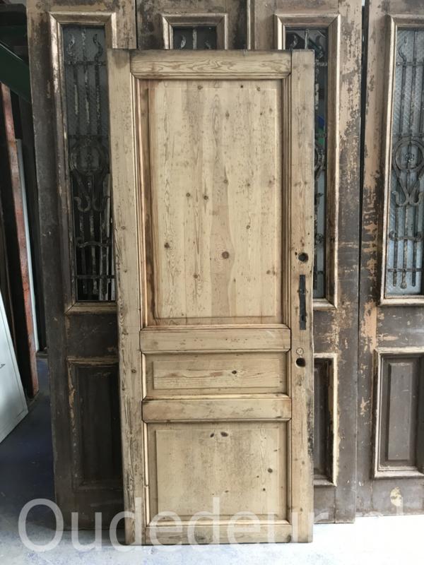nr. 4304 oude geloogde deur, decoratief