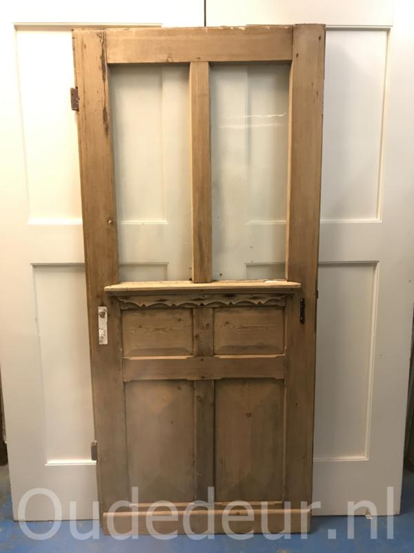 nr. 1075 kale antieke deur