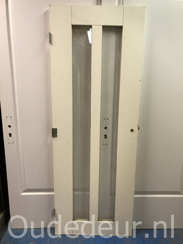 nr. 2241 deur met twee ruiten