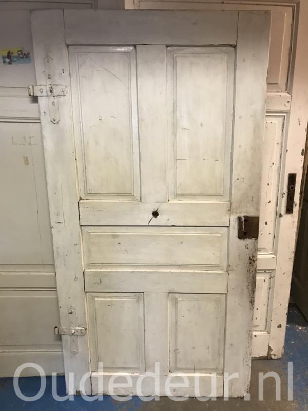 nr. 1352 brede antieke deur