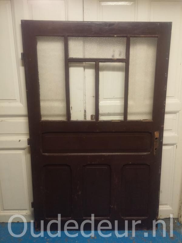 nr. 1316 lage brede glasdeur