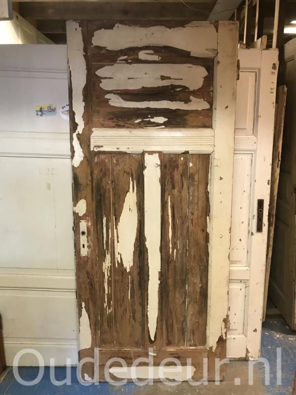 nr. 1368 grote antieke deur
