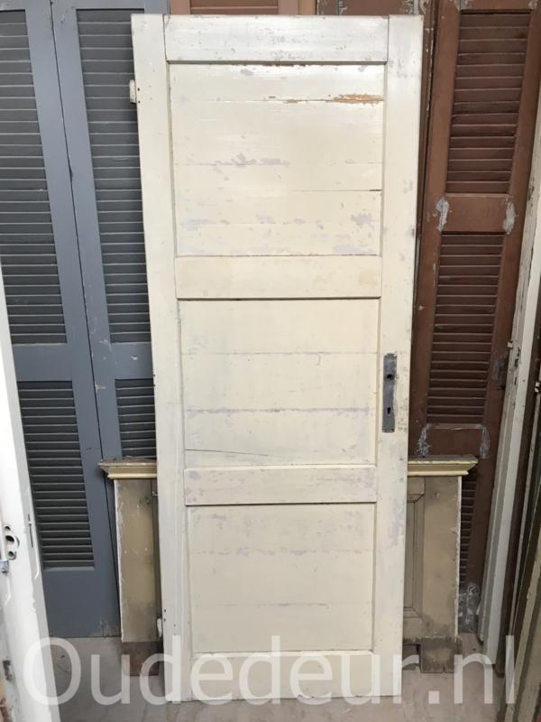 nr. 4298 oude deur drie vakken