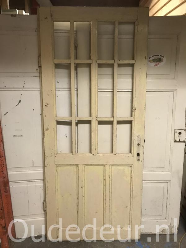 nr. 1377 oude ruitjesdeur