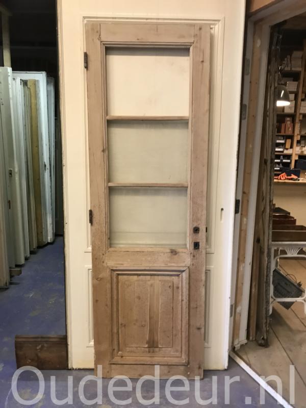 nr. 1301 geloogde antieke deur