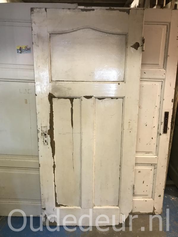 nr. 1367 antiek grenen deur